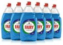 Fairy Antibacterial Washing Up Liquid 870ml